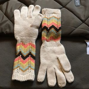 Missoni for target gloves